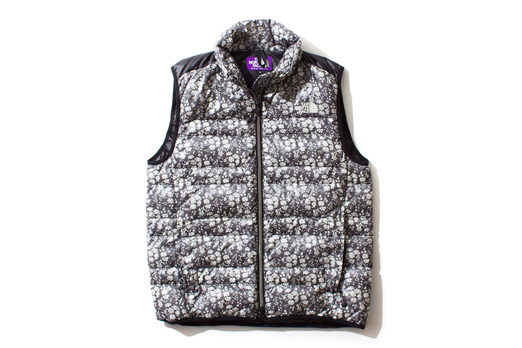liberty x the north face purple label 2013 spring summer collection