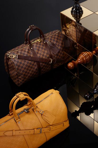 Louis Vuitton 2013 Spring Damier Signature Collection