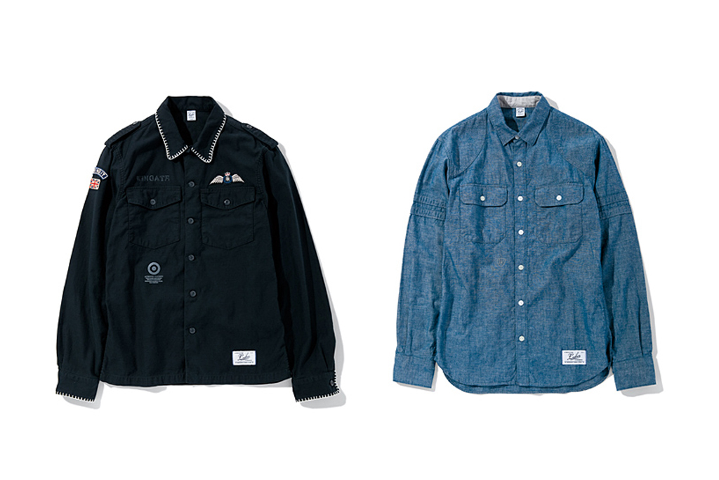 LUKER by NEIGHBORHOOD 2013 Spring/Summer February Releases