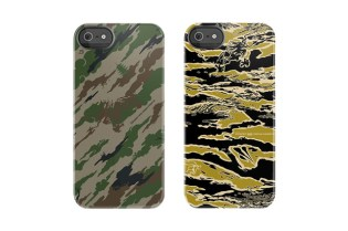 maharishi 2013 Spring/Summer iPhone & iPad Cases