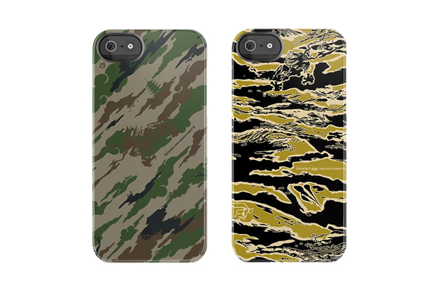 maharishi 2013 spring summer iphone ipad cases