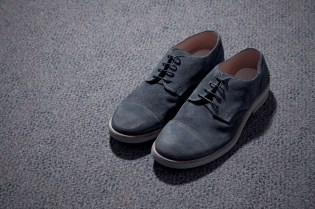 Maison Martin Margiela 2013 Spring/Summer Mould Treated Crust Leather Oxford