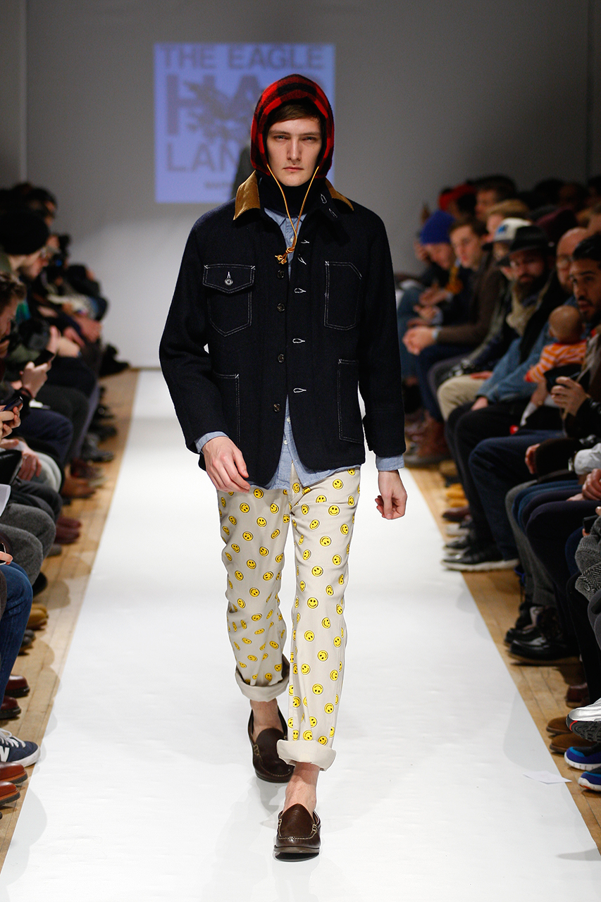 mark mcnairy new amsterdam 2013 collection