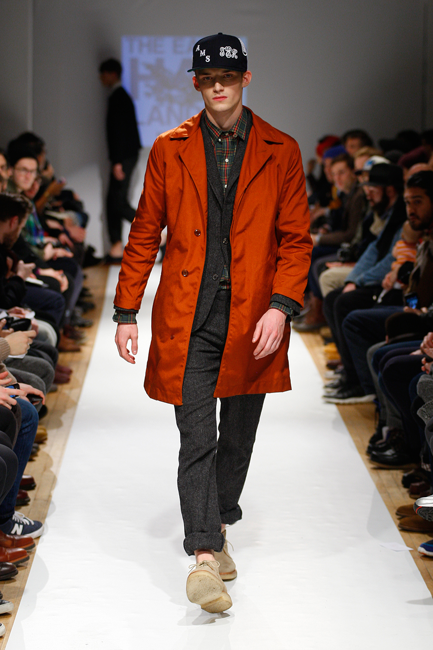 Mark McNairy New Amsterdam 2013 Fall/Winter Collection