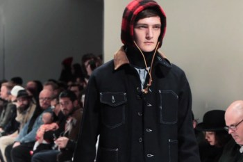 Mark McNairy New Amsterdam 2013 Fall/Winter Runway Show