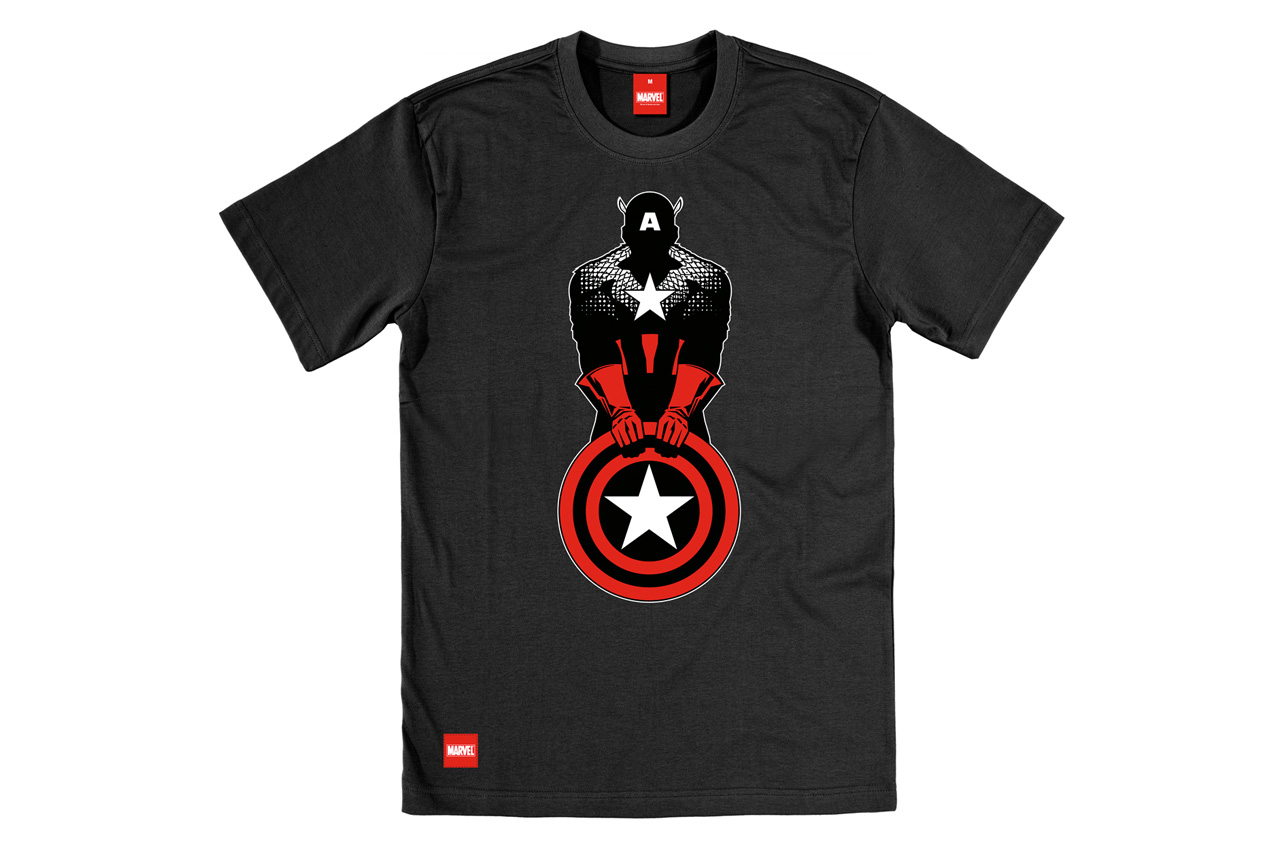 Marvel x Addict 2013 Spring/Summer Collection