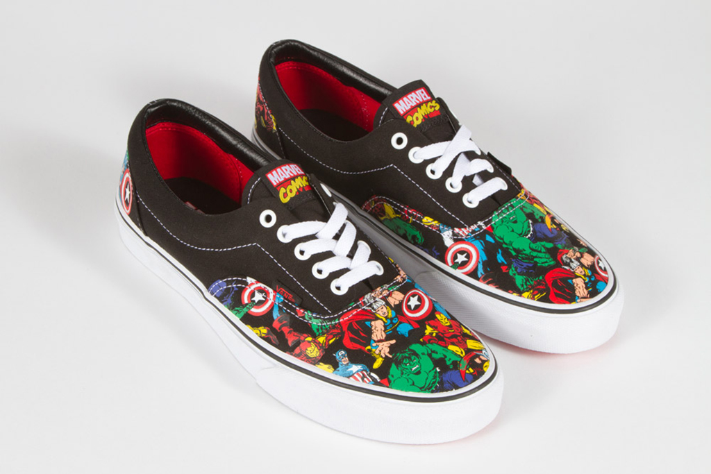 Marvel x Vans Classics 2013 Spring Collection | HYPEBEAST