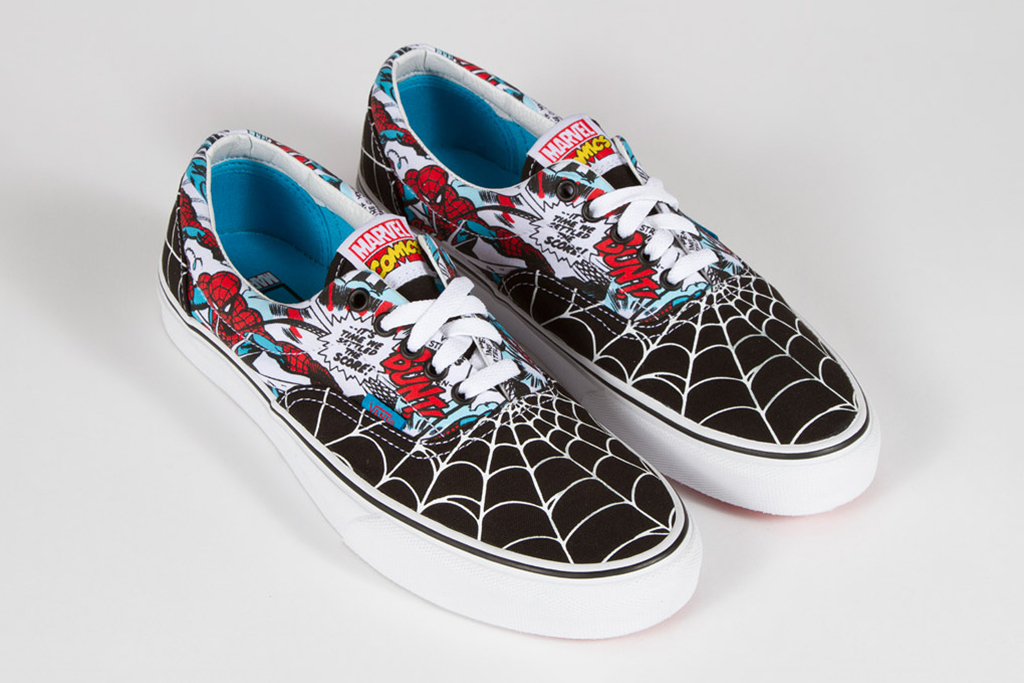 Marvel x Vans Classics 2013 Spring Collection