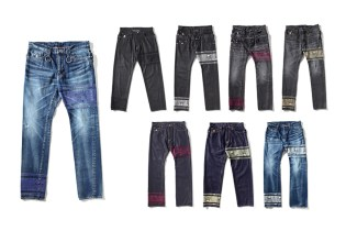 mastermind JAPAN 2013 Spring/Summer Denim Collection