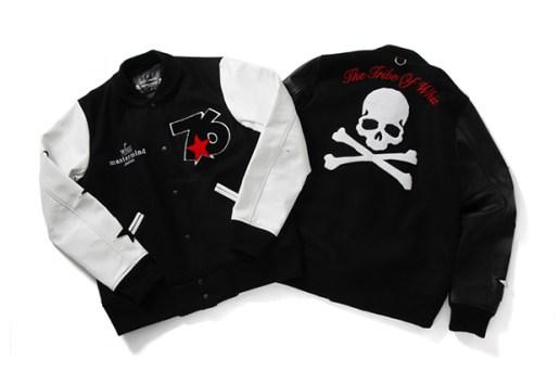 mastermind JAPAN x WHIZ LIMITED LUMP Tokyo 10th Anniversary Varsity Jacket