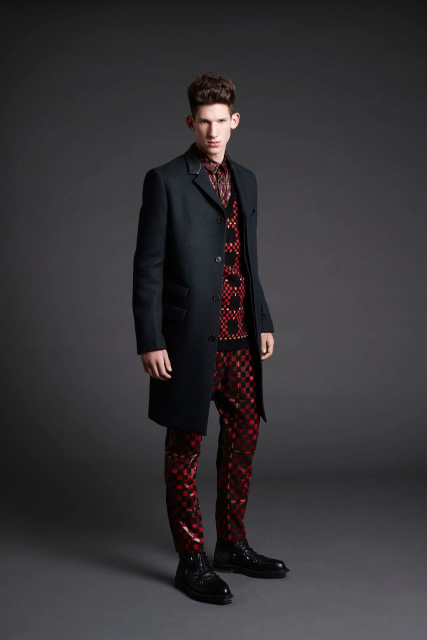 mcq by alexander mcqueen 2013 fall winter lookbook