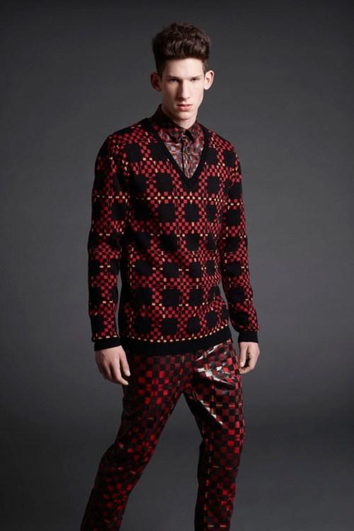 McQ by Alexander McQueen 2013 Fall/Winter Lookbook