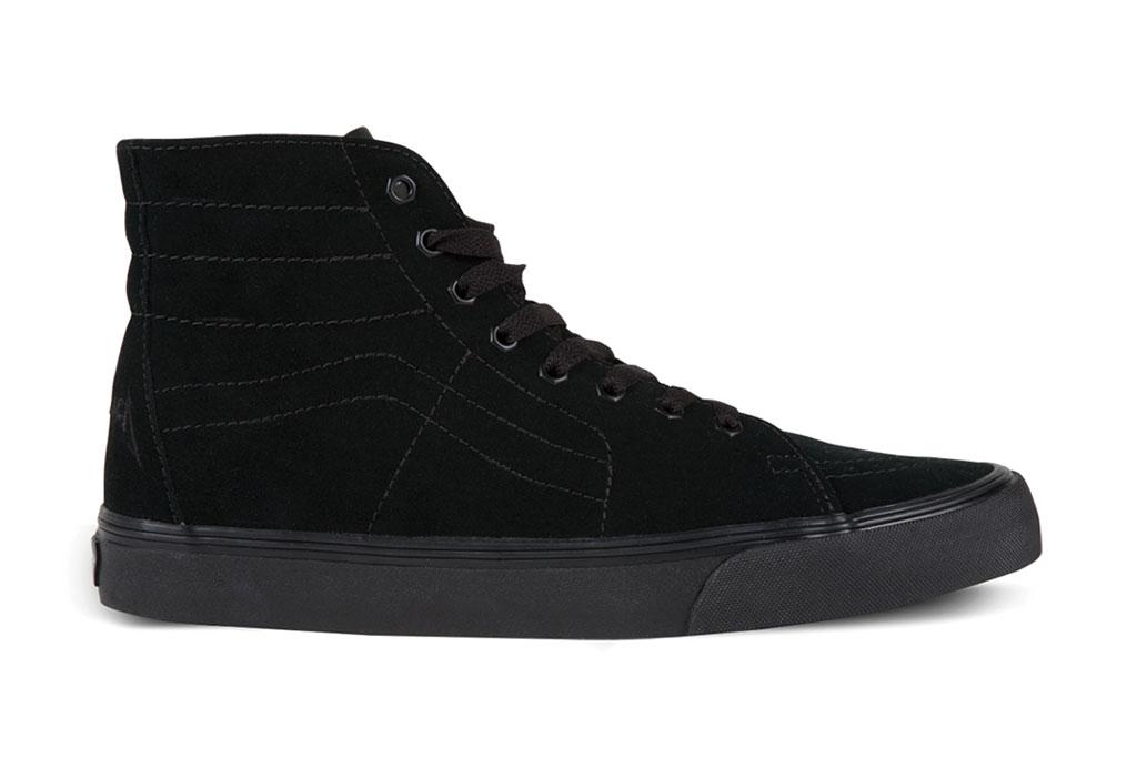 Metallica x Vans 2013 Signature Footwear Collection