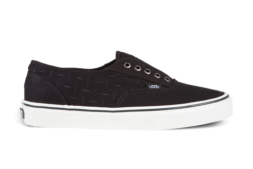 metallica x vans 2013 signature footwear collection