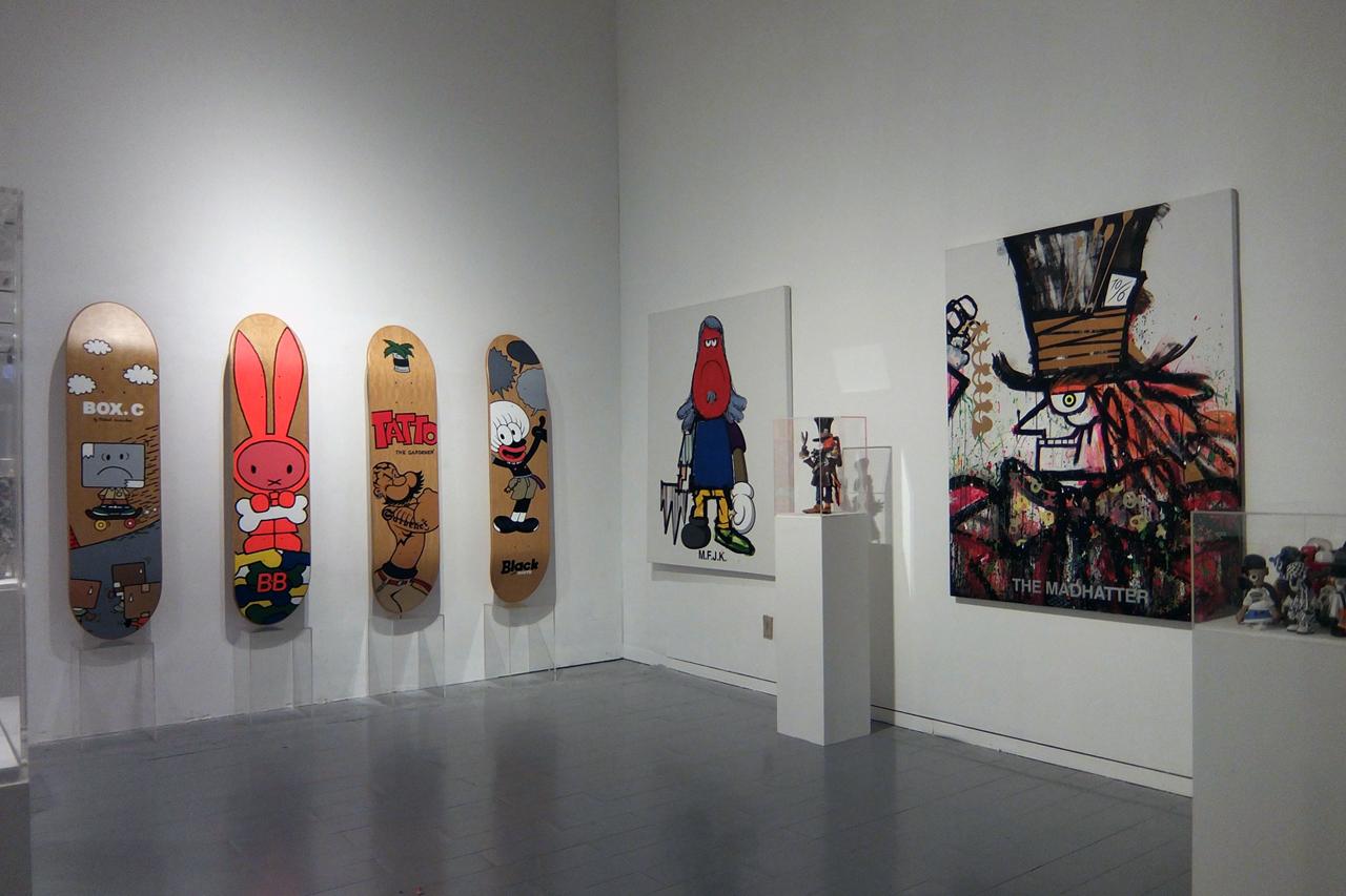 """Michael Lau """"AR+OY"""" Exhibition @ Sejong Art Centre"""