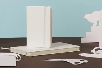 Moleskine Introduces White Notebooks