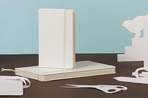Moleskine Introduces White Notebooks