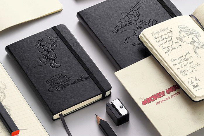 Moleskine Mickey Mouse Limited Edition Notebooks