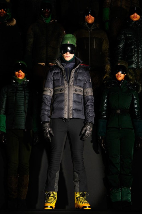 Moncler Grenoble 2013 Fall/Winter Collection