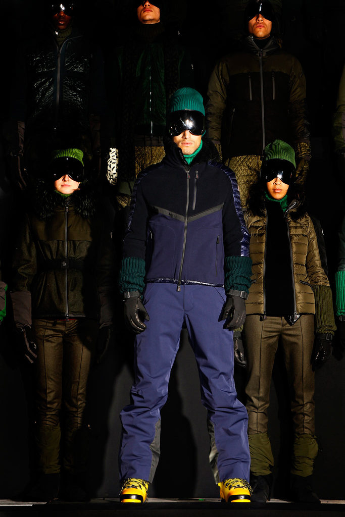 moncler grenoble 2013 fall winter collection