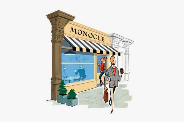 Monocle London Café