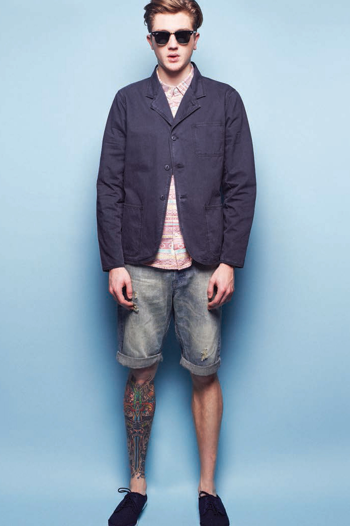 Native Youth 2013 Spring/Summer Lookbook
