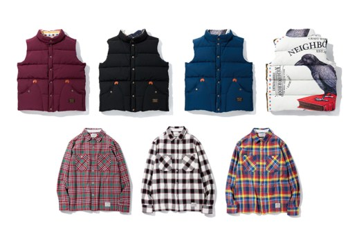 NEIGHBORHOOD x class-5 2013 Spring/Summer Collection