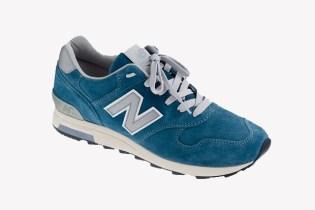 "New Balance 2013 Spring/Summer 1400 ""Chambray Blue"""