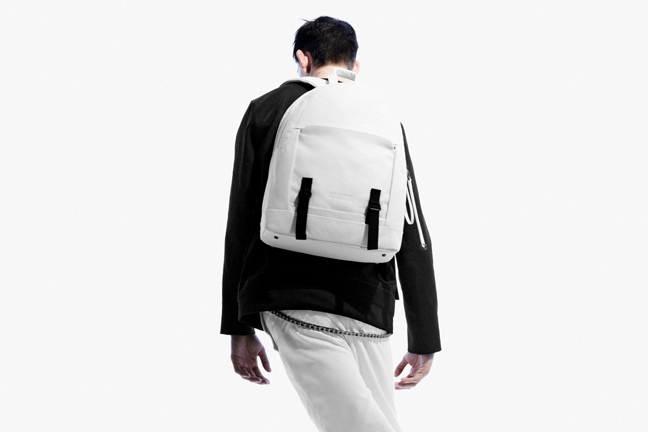 nicomede talavera x eastpak 2013 spring summer collection