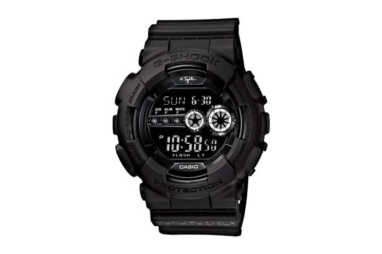 Nigel Sylvester x Casio G-Shock GD101-NS