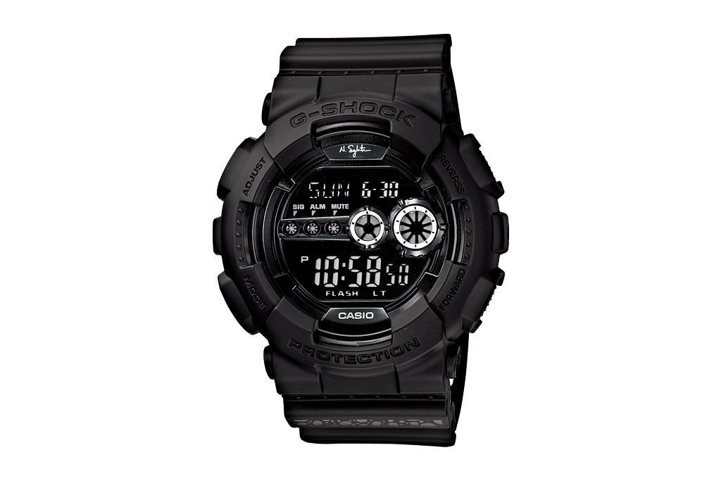 nigel sylvester x casio g shock gd101 ns