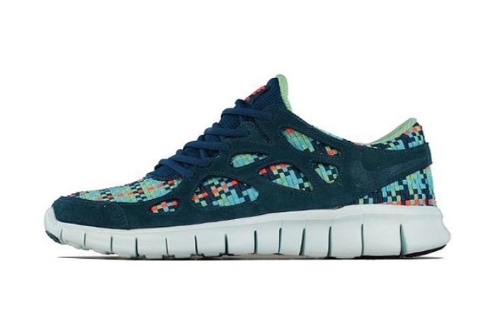Nike 2013 Spring/Summer Free Run+ 2 Woven