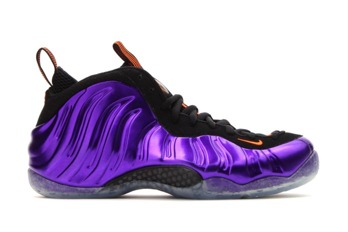 "Nike Air Foamposite One ""Phoenix Suns"""