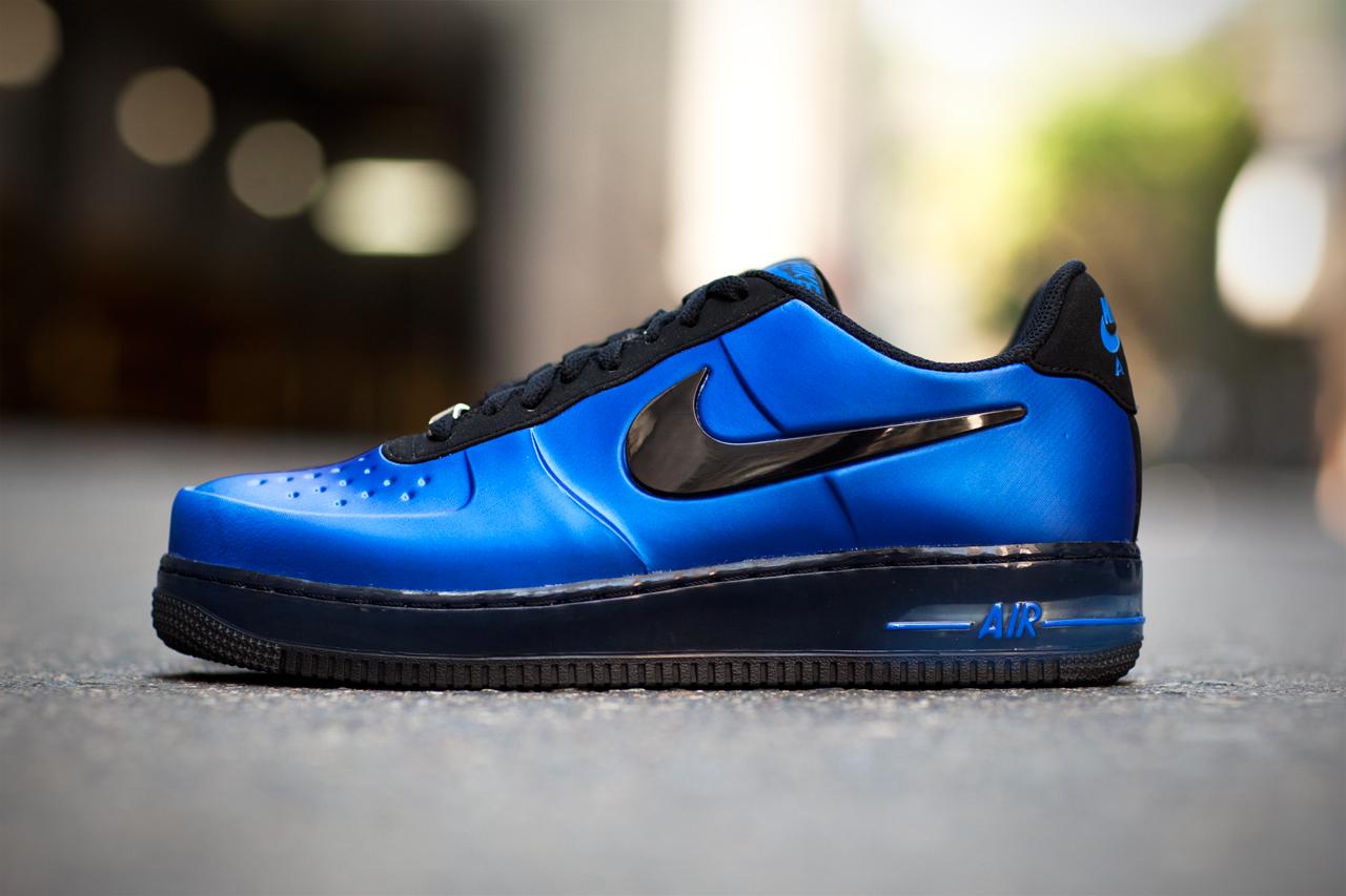 "Nike Air Force 1 Low Foamposite ""Royal"""