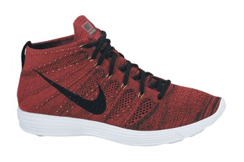 "Nike Lunar Flyknit Chukka ""University Red"""