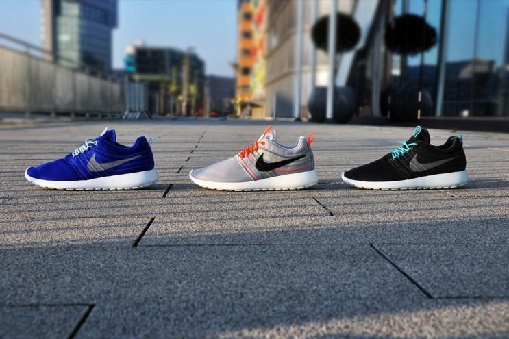 Nike Roshe Run 2013 Spring/Summer Dynamic Flywire