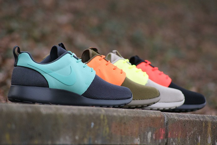 "Nike Roshe Run QS ""Two-Faced"" Pack"