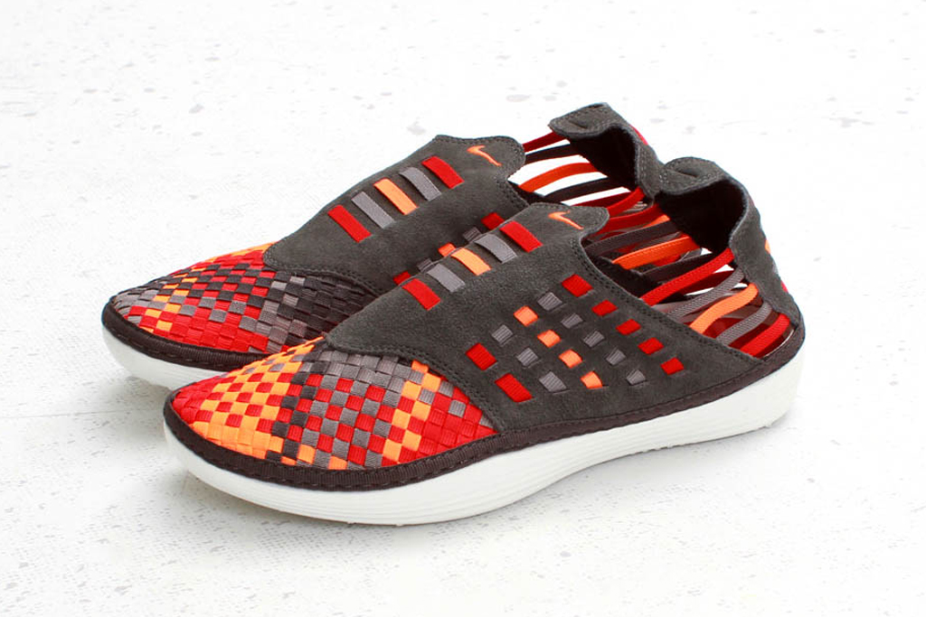 "Nike Solarsoft Rache Woven Premium ""Total Orange"""