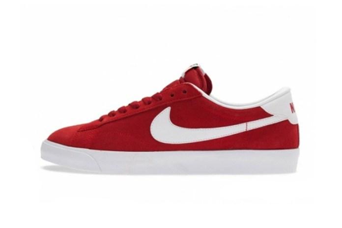"Nike Tennis Classic AC ""Gym Red"""