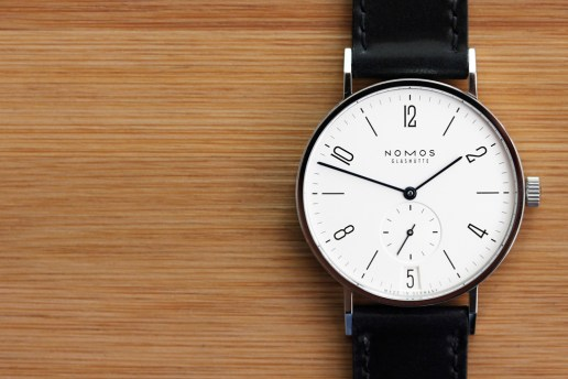 Nomos Tangente Datum Watch