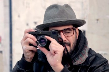 NOWNESS: José Parlá Explores the Streets of London