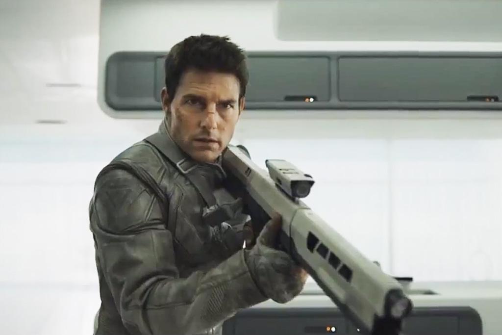 Oblivion Official Movie Trailer #2