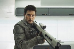 Oblivion Official Movie Trailer #2