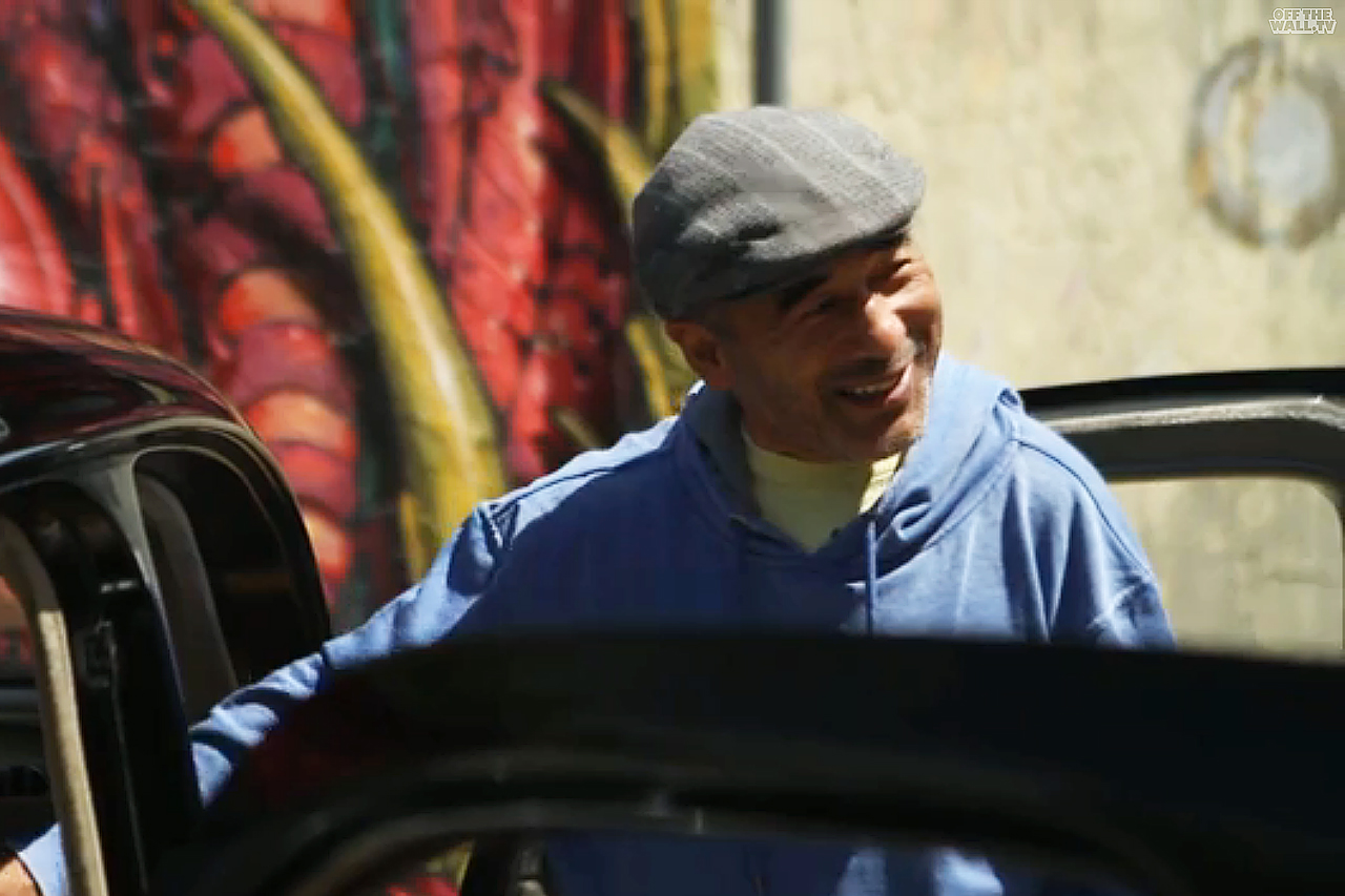 OffTheWall.tv: Vans x Metallica - Steve Caballero Meets James Hetfield