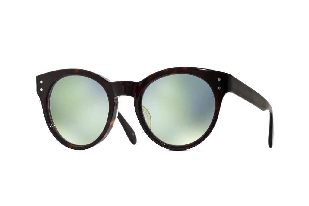 Maison Kitsune x Oliver Peoples 2013 Spring/Summer Collection