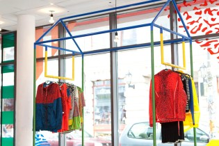 Opening Ceremony x adidas Originals 2013 Spring/Summer Installation by YBDPT STUDIO