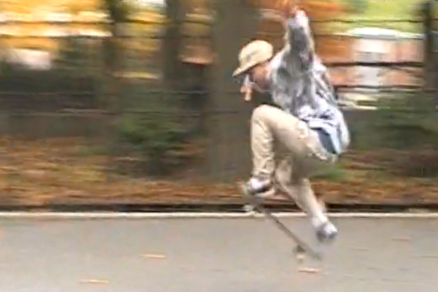 """Palace Skateboards """"Powers Surge"""" Video featuring Shawn Powers"""