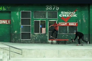 "Paul Rodriguez Life: The Main Shot ""Street Cinema"" Recreated - Ep. 6, Part 2"