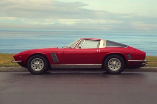 Petrolicious Checks Out a Rare Iso Grifo