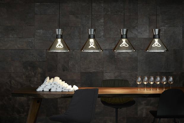 Pharaoh Pendant Light by Hulger for Lightyears